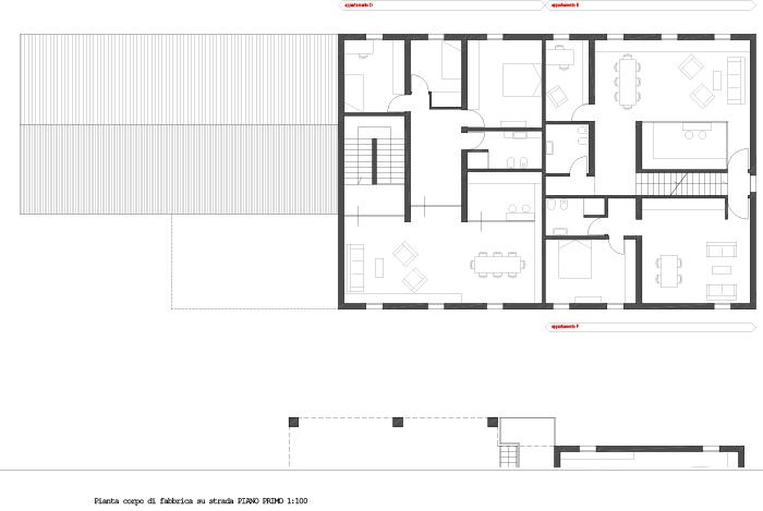 Fontanelle_piano primo abitazione